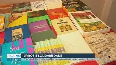 Campanha vende livros para ajudar em reforma de comunidade terapêutica no AP - A Diocese de Macapá iniciou uma campanha de venda de livros para ajudar na reforma da Fazenda Esperança, uma comunidade terapêutica que serve para reabilitação de pessoas que sofrem de dependência química no Amapá. Os valores dos livros variam de R$ 3 a R$ 15.