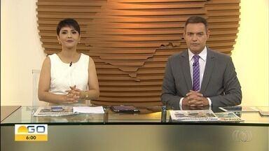 Veja o que é destaque no Bom Dia Goiás desta segunda-feira (29) - Entre os principais assuntos está a cobertura do 2º turno das eleições em Goiás.