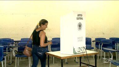 Eleitores realizam votação para presidente em Imperatriz - Segundo maior colégio eleitoral do Maranhão teve votação mais rápida que no primeiro turno.