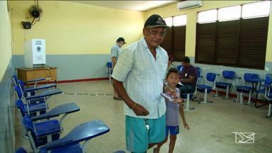 Eleições para presidente ocorre de maneira tranquila em Caxias - O que chamou atenção nas eleições no segundo turno foi o número de idosos exercendo o direito ao voto.