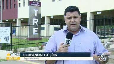 Segundo turno considerado tranquilo pela justiça eleitoral - Caso inusitado foi registrado em Porto Velho