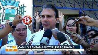 Veja as eleições em Barbalha - Saiba mais em g1.com.br/ce