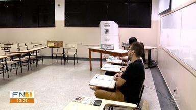 Votação foi tranquila nos colégios eleitorais de Prudente e região - Até quem não era obrigado, devido à idade, compareceu às urnas.