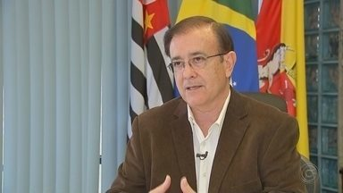 José Crespo comenta proposta de Jair Bolsonaro sobre pacto federativo - O Prefeito de Sorocaba (SP), José Crespe (DEM), comentou a proposta do presidente eleito Jair Bolsonaro sobre o pacto federativo que deve refletir nos municípios.