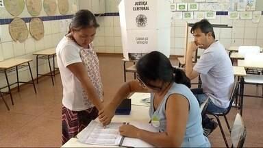 Tranquilidade marcou eleições nos municípios do sul de MS - Neste domingo eleitores votaram para a escolha do governador do estado e do presidente da República.
