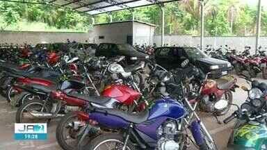 Mais de 200 veículos serão leiloados em Araguaína - Mais de 200 veículos serão leiloados em Araguaína