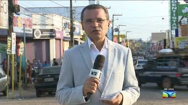Prefeitura de Santa Inês dá prazo para vendedores desocuparem Rua do Comércio - Medida da Prefeitura é para atender a uma orientação do Ministério Público do Maranhão.