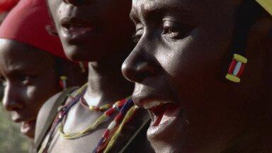 'Mokambo': programa estreia série que mostra a tradição do povo bantu - 'Mokambo': programa estreia série que mostra a tradição do povo bantu