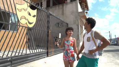 O 'Vumbora' desbrava a cultura do bairro de Itinga, em Lauro de Freitas - O 'Vumbora' desbrava a cultura do bairro de Itinga, em Lauro de Freitas
