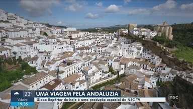 No Globo Repórter, NSC TV mostra as belezas da Andaluzia, na Espanha - No Globo Repórter, NSC TV mostra as belezas da Andaluzia, na Espanha