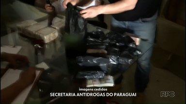 Polícia encontra 350 mil reais escondidos em sofá - Sofá pertencia a traficante paraguaio comparado a Escobar