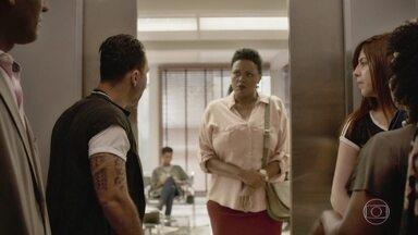 Destino do elevador - Vai pra onde?