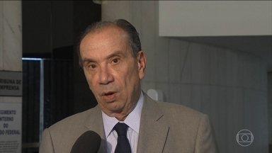 Governo egípcio cancela reunião com Aloysio Nunes - Na semana passada, o presidente eleito Jair Bolsonaro disse que pretende transferir a embaixada do Brasil em Israel de Tel Aviv para Jerusalém.