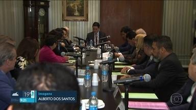 Deputados se reúnem para discutir o orçamento - Relator espera receber cerca de 15 mil propostas de emendas.