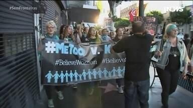 Um ano do movimento #metoo
