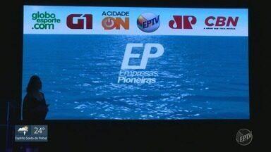Equipe de marketing da EPTV apresenta projetos para 2019 em Campinas - Empresários e publicitários conheceram os 53 projetos para a programação.