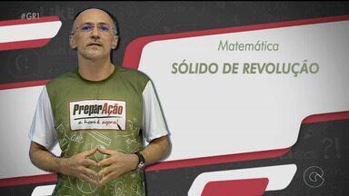 """Projeto """"Preparação"""" da TV Grande Rio dá dicas de matemática para o Enem - A segunda fase do exame será no domingo (11)."""