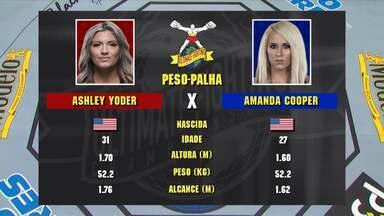 Amanda Cooper x Ashley Yoder