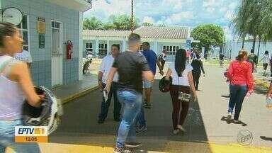 Enem: índice de ausentes no segundo dia de prova foi maior que o do primeiro - Veja como foi o último dia do exame em São Carlos.