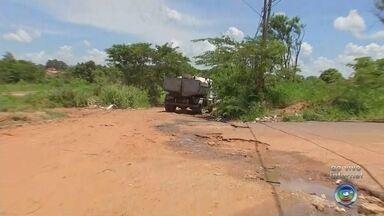 Moradores da região reclamam da situação de bairros em quatro cidades - Moradores da região reclamam da situação de bairros em quatro cidades