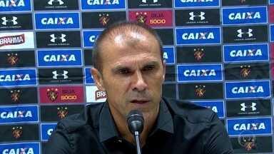 Com atuação mais segura, Sport empata com Flu e comemora ponto fora de casa - Leão ficou no 0 a 0 com cariocas, no Maracanã, pela Série A