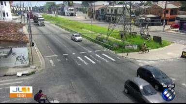Veja como está o trânsito na região metropolitana de Belém nesta segunda (12 - Veja os pontos de congestionamento