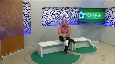 Globo Esporte CG: confira a íntegra do Globo Esporte desta segunda-feira (12.11.18) - Marcos Vasconcelos aborda os principais destaques do esporte na Paraíba