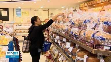 Preço dos panetones está mais caro nos supermercados - Pesquisa é a melhor opção para o consumidor.