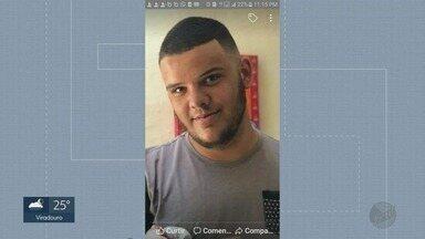 Família diz que motoboy foi morto a tiros após briga de trânsito em Barretos, SP - Matheus Silva, de 21 anos, foi baleado enquanto realizava entrega em 5 de novembro.