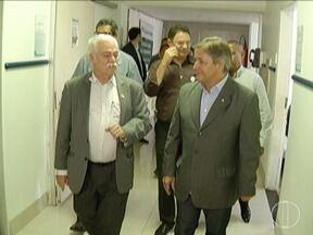 Comissão de Saúde da Assembleia visita Hospital Universitário em Montes Claros - HU reivindicou ações para sanar dívidas do Governo do estado.