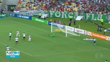 Sport empata com o Fluminense mesmo fora de casa - Partida foi válida pelo Campeonato Brasileiro.