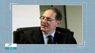 Pai do deputado Olyntho Neto tem a prisão decretada por suspeita de crime ambiental - Pai do deputado Olyntho Neto tem a prisão decretada por suspeita de crime ambiental