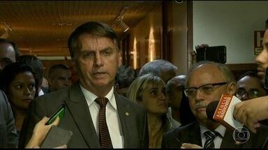 Bolsonaro vai a Brasília para reuniões de ajustes da transição - O presidente eleito aproveitou para visitar autoridades. A noite, membros da equipe de transição se reuniram com representantes do Congresso e ministros do atual governo para melhorar o diálogo nessa etapa.