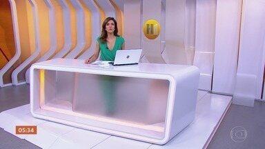 Hora 1 - Edição de quarta-feira, 14/11/2018 - Os assuntos mais importantes do Brasil e do mundo, com apresentação de Monalisa Perrone