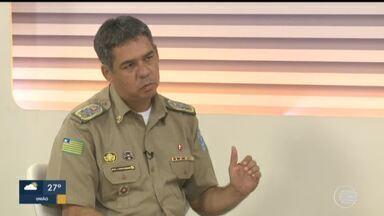 Comandante da PM diz que registro de TCOs por militares otimizará recursos - Comandante da PM diz que registro de TCOs por militares otimizará recursos