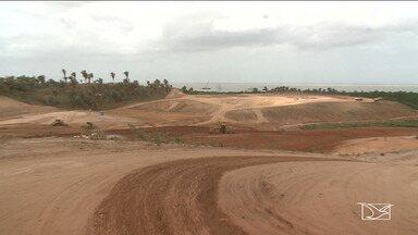 MP aponta falhas em licenças ambientais na construção de porto em São Luís - Porto é privado e fica localizado na região do Cajueiro, zona rural de São Luís