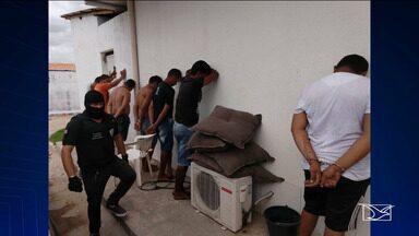 Polícia Civil desarticula roubo de gado no Maranhão - Operação foi realizada na região do Vale do Pindaré