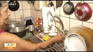 Em Belém, moradores da Pratinha e Marco reclamam do fornecimento irregular de água - Serviço é cobrado mesmo não sendo disponibilizado normalmente
