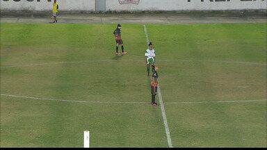 Mixto vence Picuiense na estreia do Paraibano Feminino - Garotas do Mixto fazem um placar de 13 a 0 em cima da Picuiense.