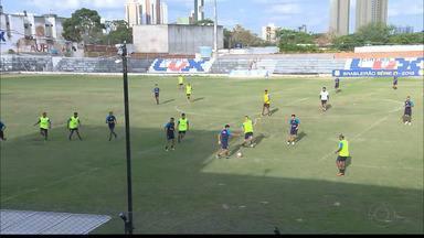 Pelima se prepara para final da 2ª divisão do Paraibao - Equipe treina para enfrentar Esporte de Patos nesta quarta-feira