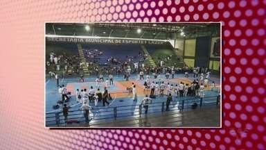 Cubatão sedia competição de caratê - 5ª Copa Sensei José André Ferreira foi disputada no Centro Esportivo Romerão.