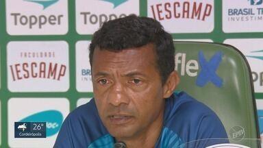 Com técnico interino, Guarani se prepara para jogo contra Brasil de Pelotas - Marco Antônio Ribeiro vai dirigir o Bugre nesta partida e diante do Londrina.