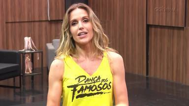 Mariana Ferrão fala sobre sua expectativa para o Dança dos Famosos - Confira