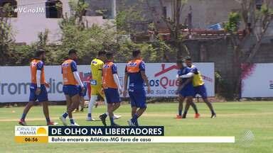 Bahia tem bom desempenho no Campeonato Brasileiro e sonha com vaga na Libertadores - Time afastou qualquer possibilidade de rebaixamento na última quarta-feira (14), quando venceu o Ceará de virada.