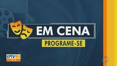 'Em Cena': Confira as dicas de shows e espetáculos na região - Cidades da região tem diversas opções de lazer para o final de semana.