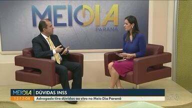 Revisões de aposentadorias já cancelaram 33 mil benefícios no Paraná - Perícias começaram a ser feitas em julho de 2016. Advogado tira dúvidas sobre aposentadoria.