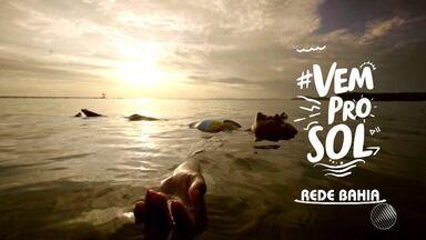 TV Bahia lança campanha de verão com música gravada pela cantora Claudia Leitte - Veja em primeira mão um trecho do novo clipe.