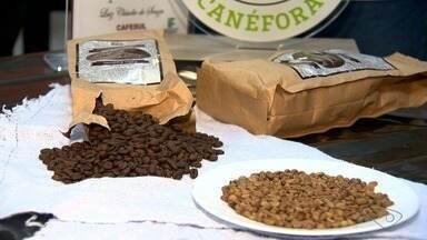 Café conilon e arábica do ES é premiado como o melhor do Brasil - O produtor Luiz Claudio Souza, de Muqui, ganhou em 1º lugar na Semana Internacional do Café em BH.