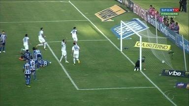 CSA perde para o Avaí no Rei Pelé, em Maceió - Partida foi um jogo dramático para o Azulão que desperdiçou bons lances.