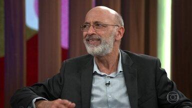 Alexandre Kalache sempre se dedicou ao envelhecimento humano - Ele trabalhou durante 14 anos em Genebra como diretor do Programa Global de Envelhecimento da Organização Mundial de Saúde